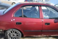 Hyundai Accent дверь задняя правая