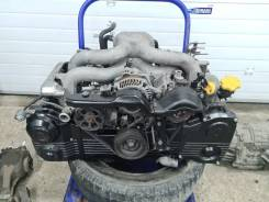 Двигатель в сборе EJ204 Subaru Legacy BP5 BL5
