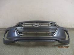 Бампер передний Hyundai Elantra 4 2016>