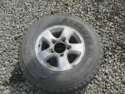 Продам запасное колесо 275/70/16 с Toyota LAND Cruiser UZJ100