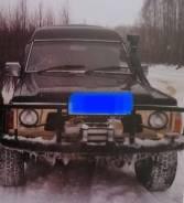 Продам бампер силовой Nissan Safari VRGY60 TD42