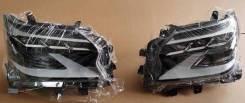 Фары, комплект на Lexus GX460 2013-2021 URJ150