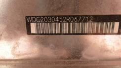 Дверь передняя левая Merсedes-Benz C 320 W203 M111 2002 год