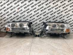 Передняя оптика Toyota Land Cruiser 200 2015-2021