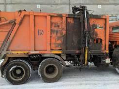 Коммаш КО-449. Продам мусоровоз КО-449 на базе Камаз-53215-15, 10 850куб. см.