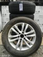 Литой диск Weds на шине Bridgestone 275/60R20