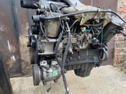 Двигатель Истана Ssang yong Istana 2.9