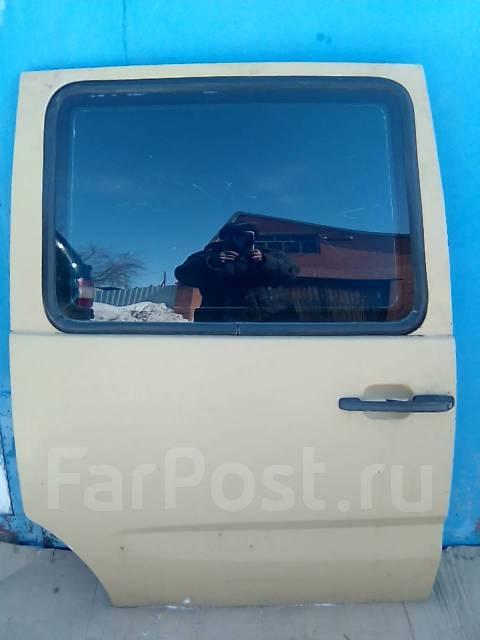 Задняя правая дверь на ВАЗ Лада Надежда 2120