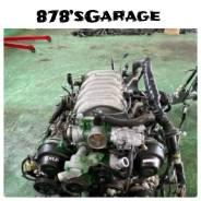 Двигатель в сборе 2UZ FE UZJ100 Lexus LX470/Cygnus/TLC100 15.02.2021