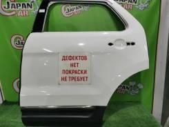 Дверь задняя левая Ford Explorer, U502 цвет-White