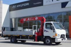 Hyundai HD78. Hyundai HD 78 КМУ, 4 700кг., 4x2