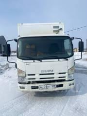 Isuzu Elf. Isuzu ELF 7,5 изотермический фургон в Сургуте, 5 193куб. см., 7 500кг., 4x2