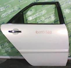 Дверь боковая Toyota Mark2 Blit X11# задняя правая