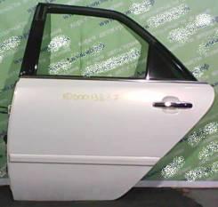 Дверь боковая Toyota Mark2 Blit X11# задняя левая
