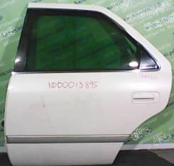 Дверь боковая Toyota Mark2 Qualis V2# задняя левая