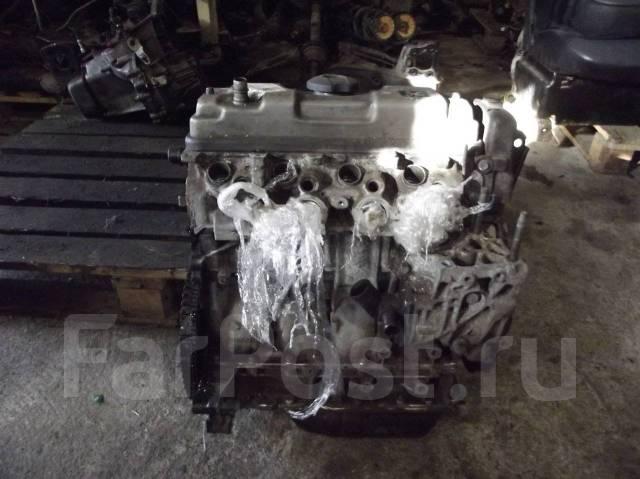 Двигатель ДВС KFW 1.4 TU3JP Citroen Peugeot