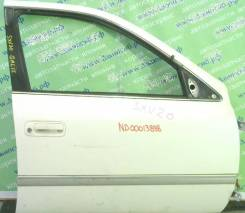 Дверь боковая Toyota Mark2 Qualis V2# передняя правая