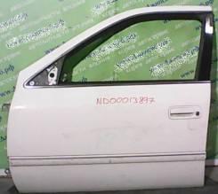 Дверь боковая Toyota Mark2 Qualis V2# передняя левая