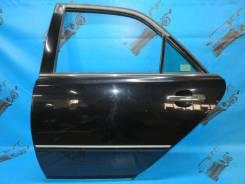 Дверь задняя левая Toyota Mark II JZX110 GX110 JZX115 GX115