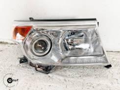 Фара правая Toyota Land Cruiser 200 (2012 - 2015) оригинал