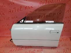Дверь Левая передняя Toyota Mark II JZX100 GX100 цвет 051