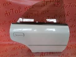 Дверь Правая Задняя Toyota Mark II JZX100 GX100 цвет 051