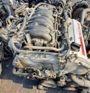 Двигатель Nissan VQ30-DE с акпп и навесным на Cefiro A33