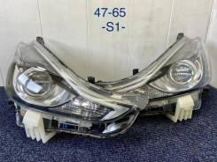 Фара правая + левая Toyota Prius G's Оригинал Япония LED 47-65