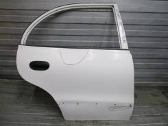 Дверь задняя правая Hyundai Accent 1 1999г (Акцент) 77004-22510