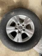 Комплект колес от Lexus 450D на зимней резине Nokian Hakkapelita