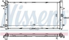Радиатор [718x359] Vw Transporter Iv 1.8-2.5/D/Td/Tdi 90-03 Nissens арт. 65273A