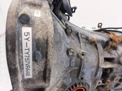 Коробка передач Мкпп TY757Vraab