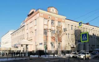 Продаются административные помещения в г. Южно-Сахалинск. Улица Ленина 220, р-н центр, 3 578,0кв.м.