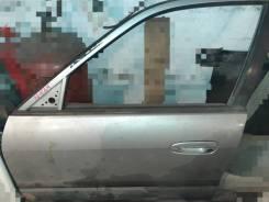 Дверь левая передняя Mazda capella GWEW
