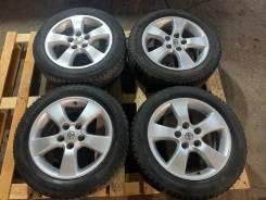 Оригинальные литые диски Toyota R16 205/55