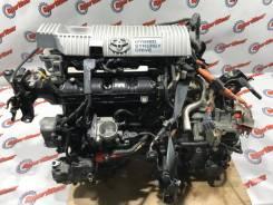 Двигатель в сборе+автомат Toyota Prius zvw30 2010г №88 Видео