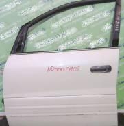 Дверь боковая Toyota Nadia N1# передняя левая SU