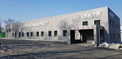 База: 1059м2 склад+производство+офисы и прочее на участке 2859 м2. Улица Невская 2а, р-н ост. Зеленая, 1 059,0кв.м. Дом снаружи