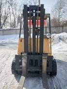 Balkancar. Дизельный вилочный погрузчик 3,5 тонны, 3 500кг., Дизельный
