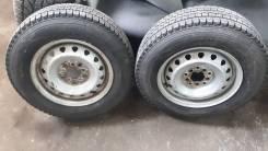 Колеса грузовые на штамповке Dunlop