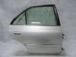 Дверь задняя (правая) Toyota Carina AT211, 7A-FE Цвет:1С0