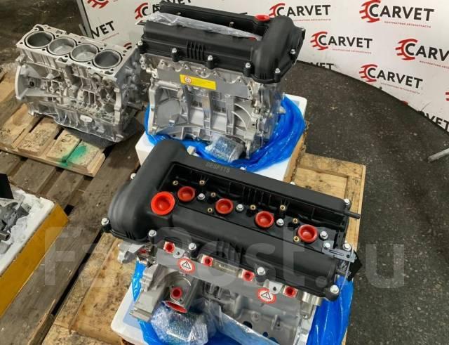 Новый двигатель G4FC Hyundai / Kia 1,6л 122 - 126лс