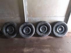 Комплект летних колес R14