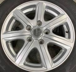 Millous R15 6j et53 5*114.3 + 195/65R15 Bridgestone Luft 2 2020