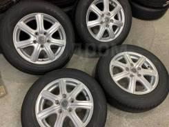 Millous R15 6j et53 5*114.3 + 205/65R15 Bridgestone nextry ecopia