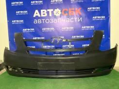 Бампер передний Hyundai H-1 / Starex 08-15 под туманки