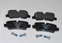 Колодки тормозные задние Range Rover III (LM)/Sport I LAND Rover Discovery /LR3 III (TAA)/LR4 IV (LA)(LS) LR021316 LR021316