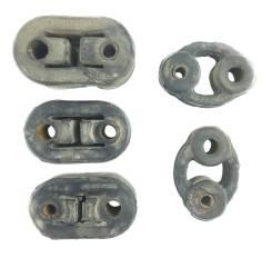 Крепление глушителя (комплект) от Mitsubish Galant | E35A | 4G67 MB611936