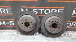 Тормозной диск Mercedes-Benz M-Class 2006 [A1644230512] W164 272.967, задний A1644230512