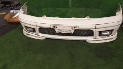 Бампер передний в сборе! Mazda Capella GWEW